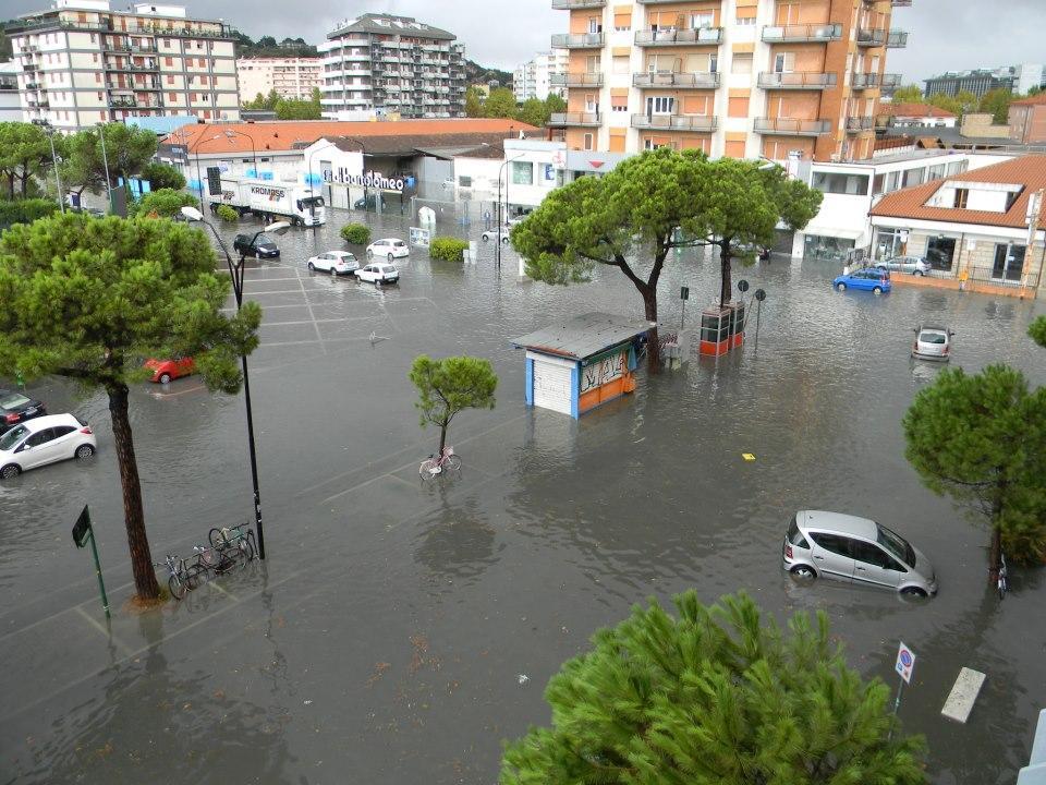 Previsioni meteo Pescara: allerta meteo per precipitazioni abbondanti