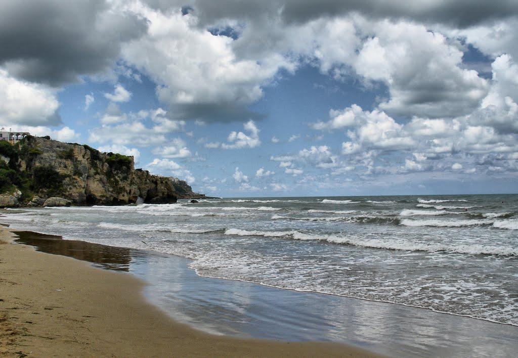 Previsioni meteo Puglia: verso un lento miglioramento?