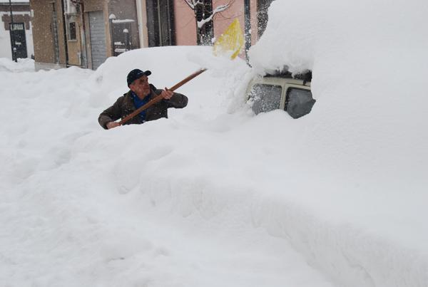 Previsioni meteo Abruzzo, Pescara: inizio di Primavera con freddo e neve