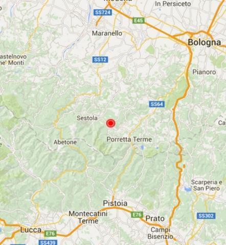 Terremoto emilia romagna oggi lieve scossa in provincia for Oggi in romagna