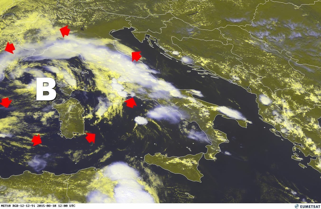 mare tirreno settentrionale previsioni meteo rimini - photo#38