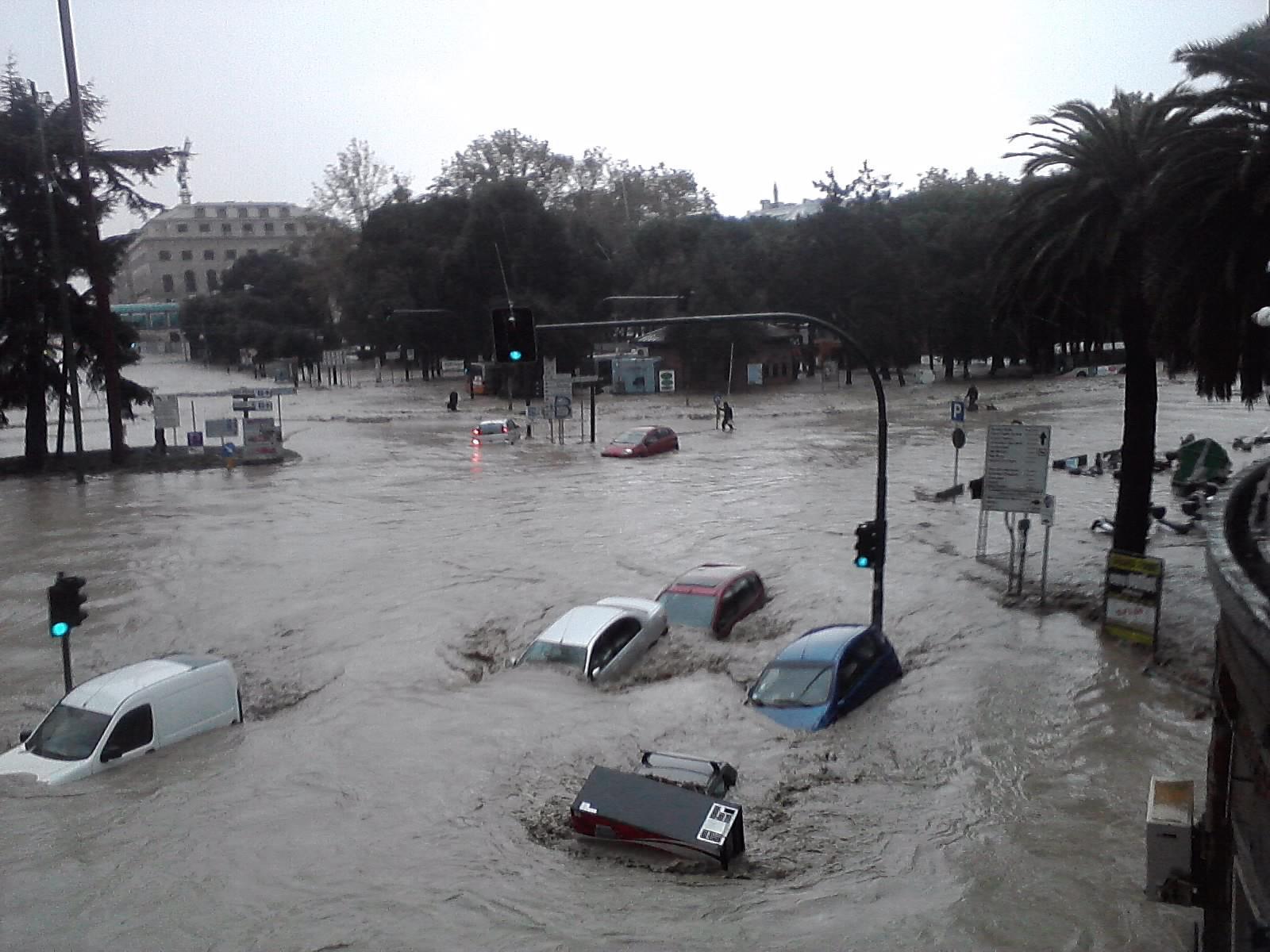 rischio alluvioni liguria - photo#26