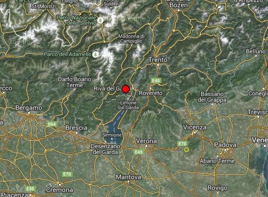 terremoto 22 giugno veneto trattoria - photo#5