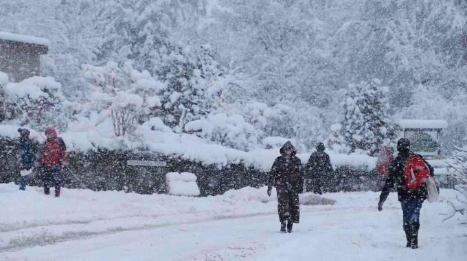 Lungo termine da met gennaio irrompe l 39 inverno arrivano freddo e neve meteo italia - Previsioni mercato immobiliare lungo termine ...