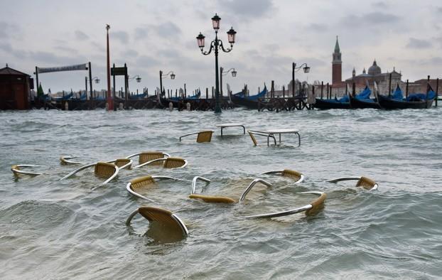 Acqua alta Venezia (1)