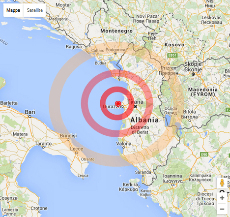 terremoto albania - photo #6