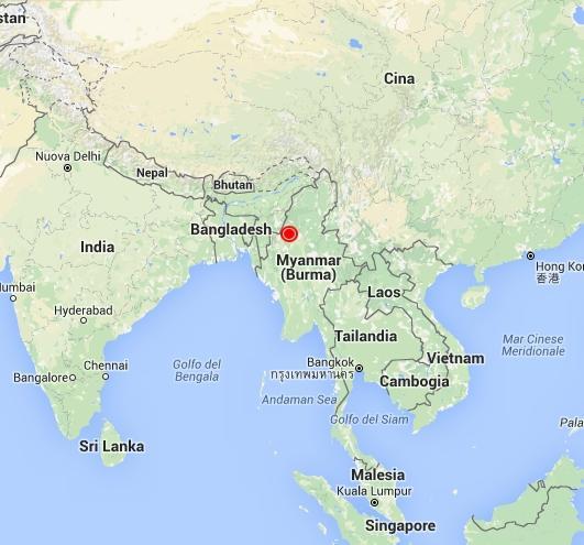 Terremoto in Birmania: William e Kate Middleton spaventati