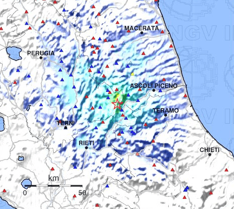 Due scosse di terremoto nel savonese, avvertite anche in provincia di Imperia