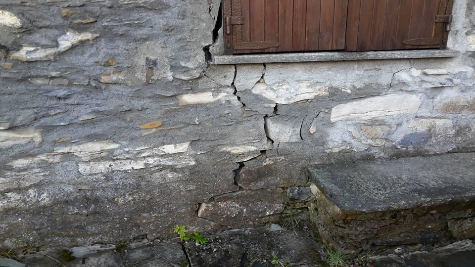 Maltempo:frazione Monesi scivola a valle