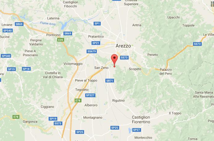 Continua a tremare la Toscana, tre scosse tra Civitella e Arezzo