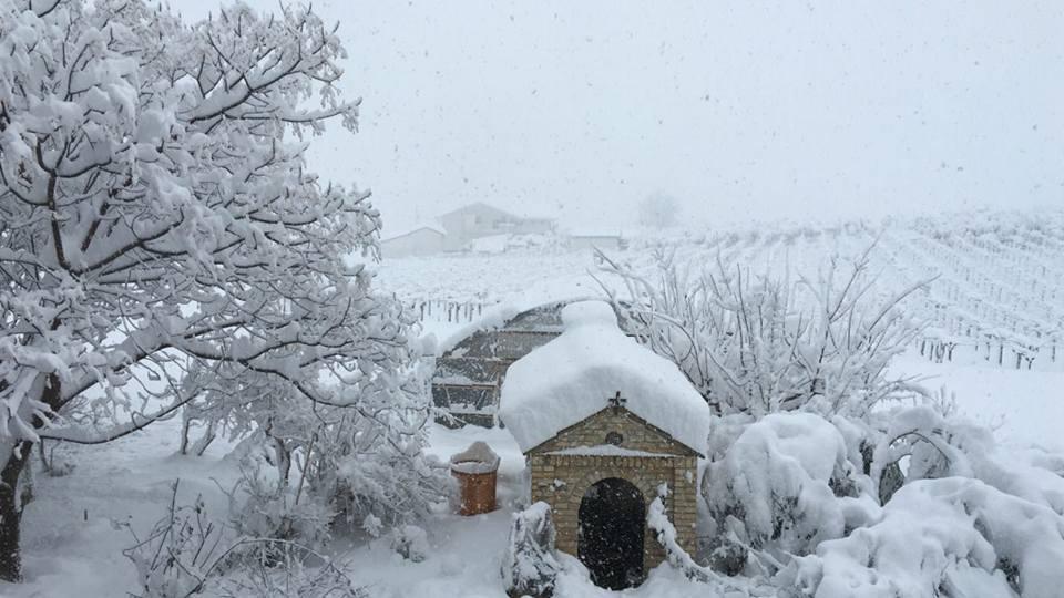 Meteo: Gelo su molte regioni, con neve fino a bassa quota