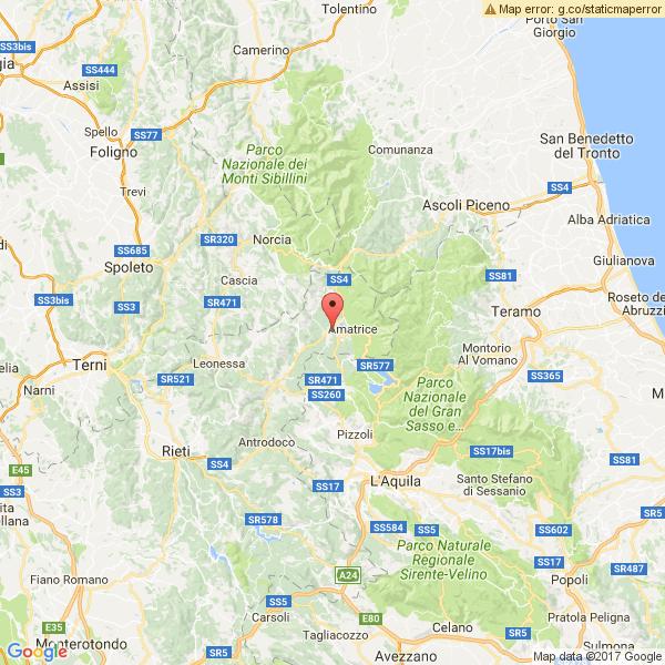 Terremoto L'Aquila, epicentro a Montereale: magnitudo 5,3