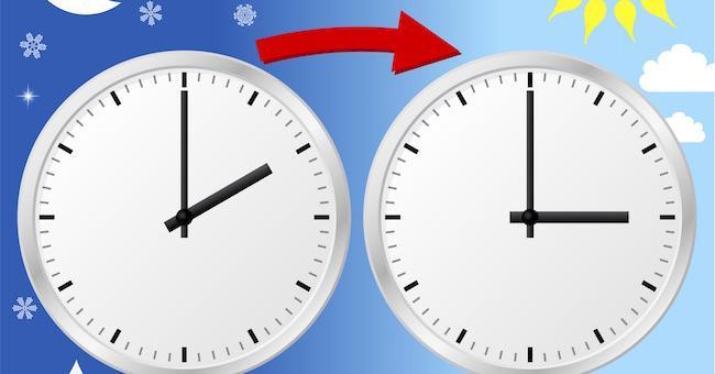 Cambio ora legale 2017 info e dettagli su quando spostare for Quando entra in vigore l ora legale