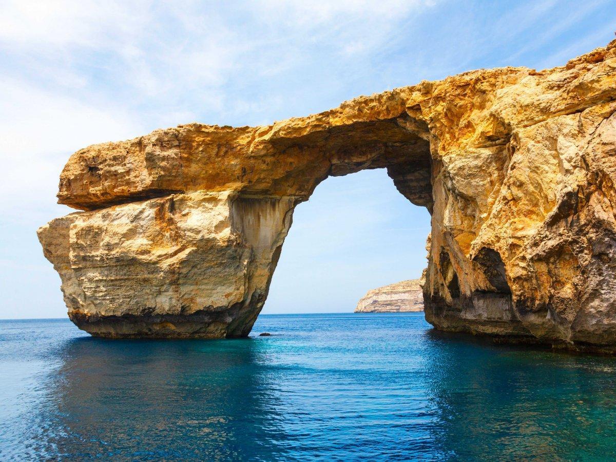 Malta, crollata la