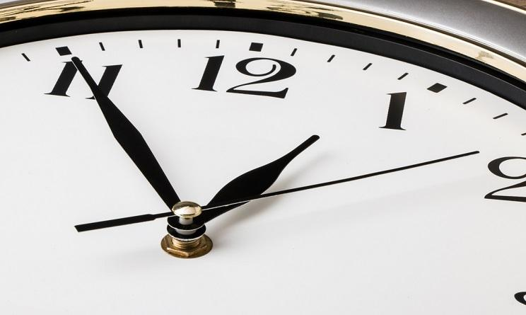 Cambio orario 2017 ecco l 39 ora legale nel week end si for Quando torna l ora legale 2017