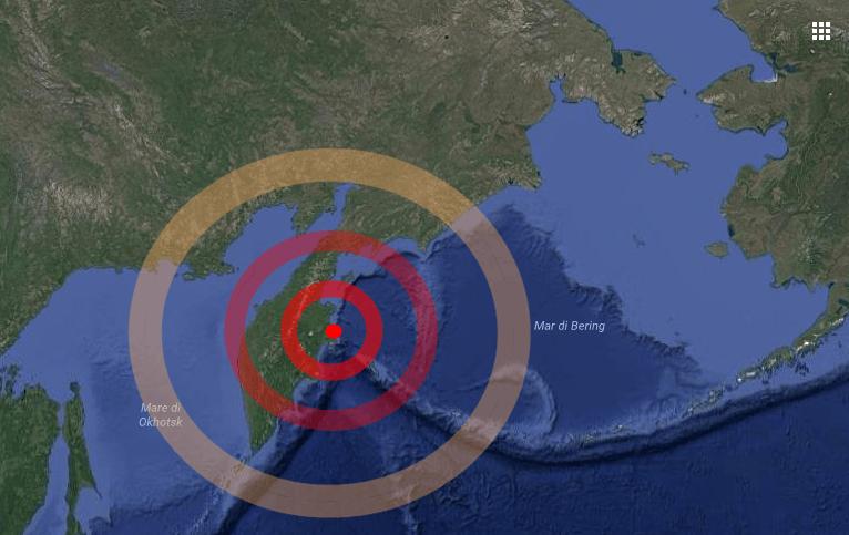 Terremoto di 3.3 nella notte fra Emilia, Toscana e Liguria