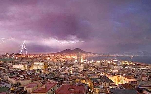 Meteo campania attesi temporali pomeridiani nel corso di - Meteo bagno di romagna domani ...