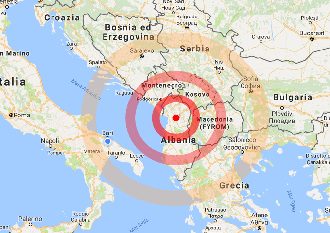 Filippine, doppia scossa di terremoto: panico a Sud di Manila