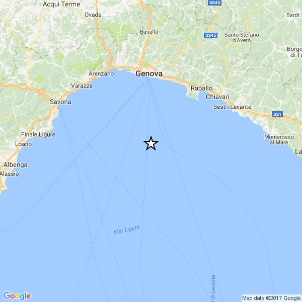 Terremoto al Sud: scossa di magnitudo 4 in provincia di Foggia