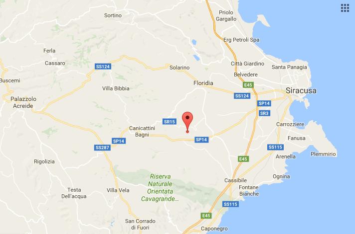 Sicilia : debole scossa di terremoto tra Canicattini Bagni, Siracusa ...