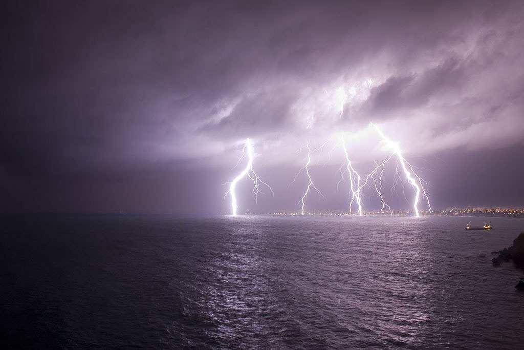 Meteo, in arrivo sulla penisola temporali e grandinate
