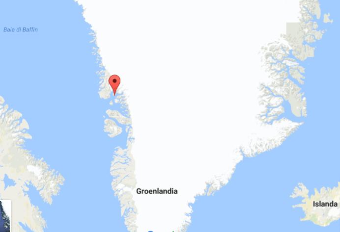 In Groenlandia un terremoto di magnitudo 4 provoca uno tsunami