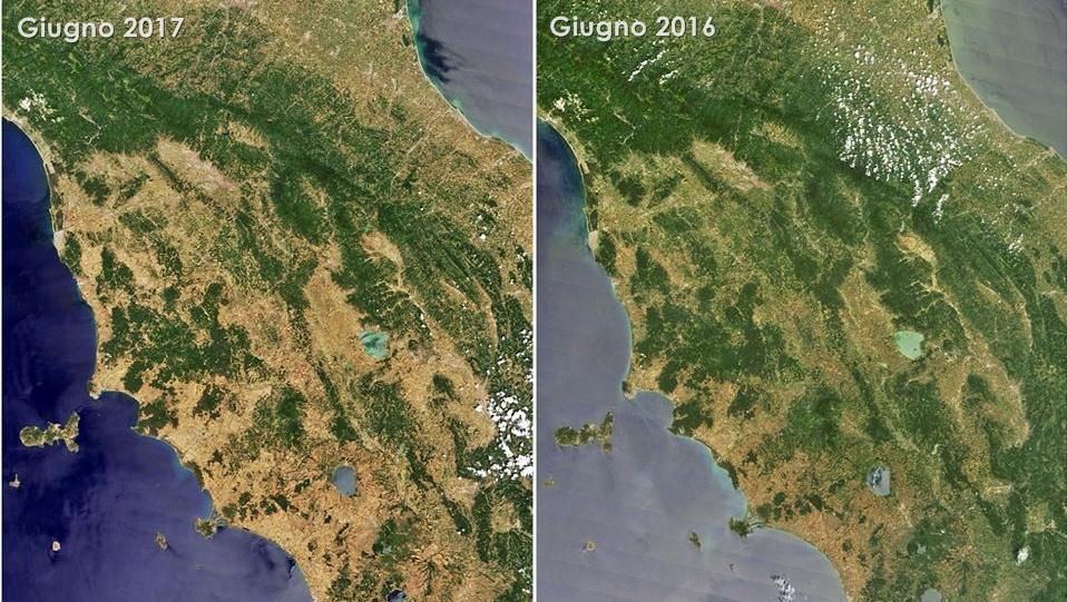 Emergenza siccità: Governo decreta stato di allerta a Parma e Piacenza
