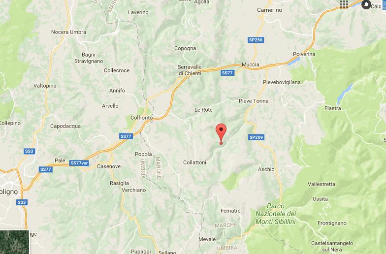 Terremoto nel Pisano, 2.6 gradi di magnitudo
