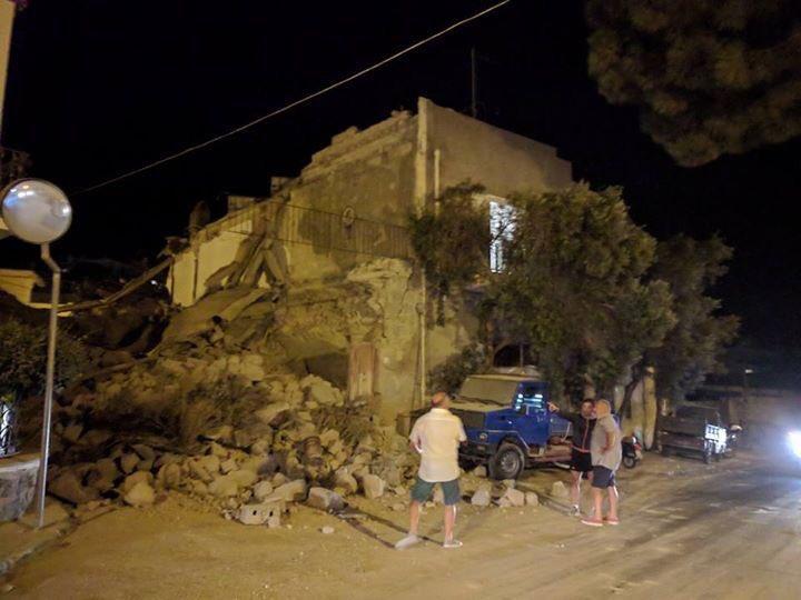 Terremoto a Ischia, magnitudo 3.6. Lesioni agli edifici, evacuato l'ospedale