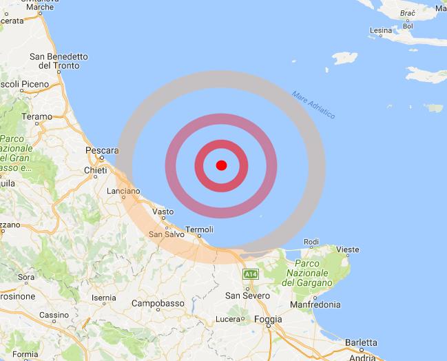 Paura in Croazia, registrata un'altra scossa di magnitudo 4.0