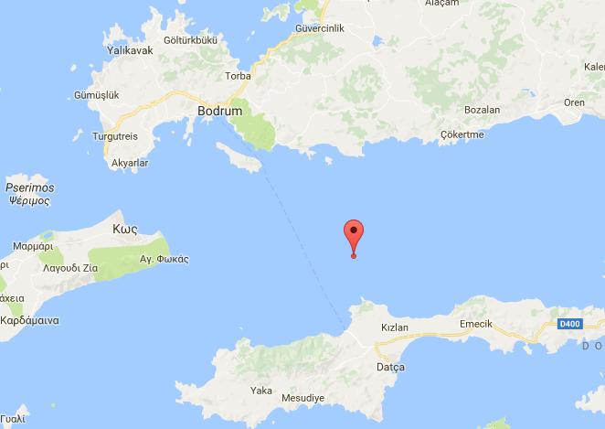 Terremoto in Abruzzo, scossa di magnitudo 3.7 davanti alla costa di Vasto