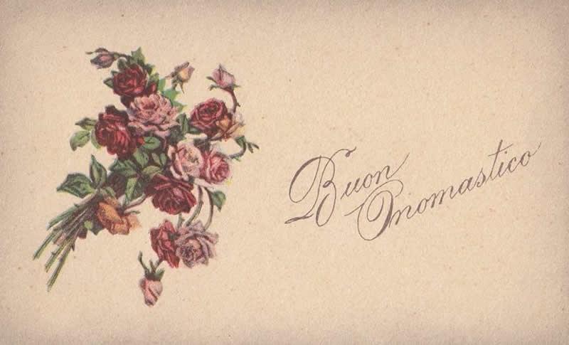 Immagini Di Buon Onomastico Una Raccolta Delle Più Belle Cartoline