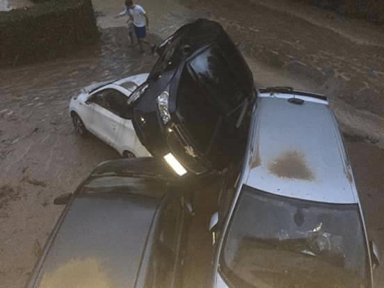 Nubifragio di Livorno, trovato il corpo della donna dispersa