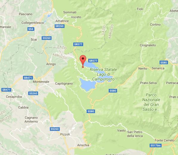 Scossa di terremoto in provincia dell'Aquila