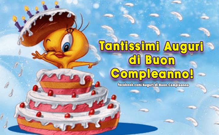 Famoso Immagini di auguri di buon compleanno: una raccolta delle più belle! JK61