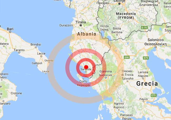terremoto albania - photo #9