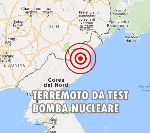 Corea Nord teme lancio missile dal Nord domani