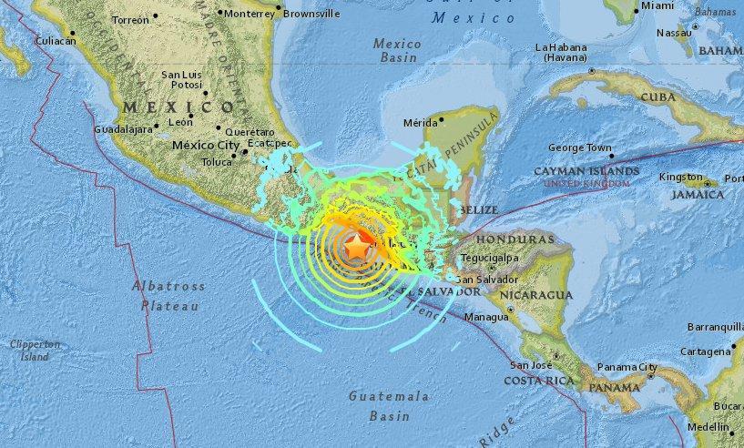Terremoto in Messico, magnitudo 8.1: allerta tsnunami