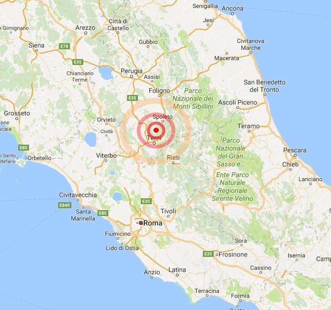 Terremoto in Cina: scossa 5.7