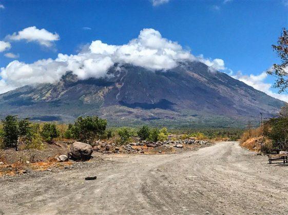 Vulcano Agung