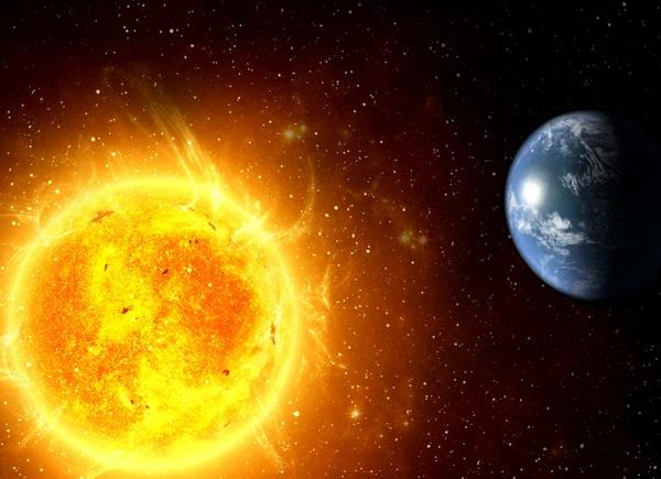 Clima e Sole: struttura e dinamiche della nostra stella