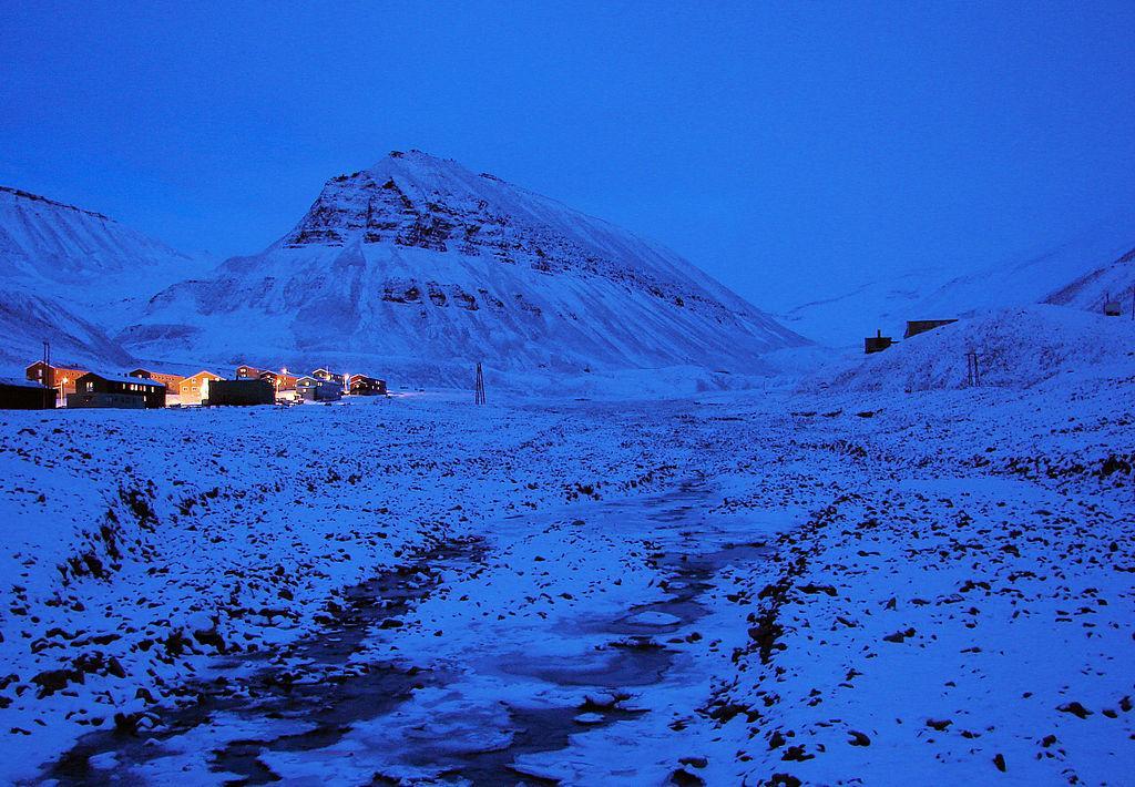 Meteo / Il semestre freddo prende piede al Polo nord