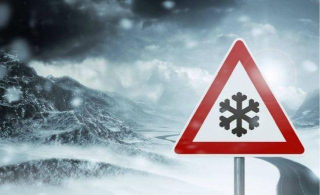 Meteo Italia: attesa irruzione artica, torna la neve a quote basse