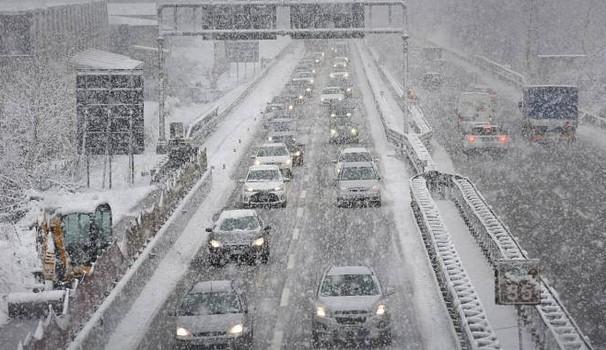 Meteo Italia: arriva il freddo, attese nevicate a quote medio basse
