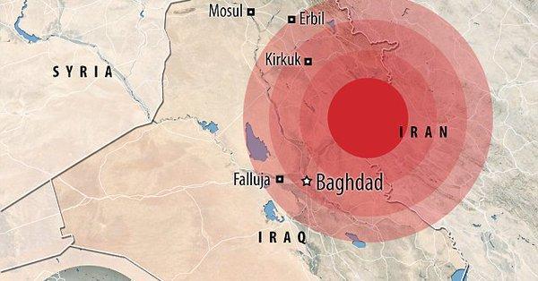 La terra trema in Medio Oriente, almeno 30 morti