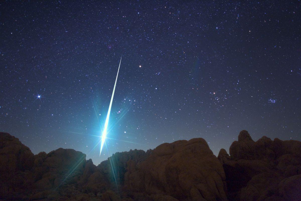 Astronomia, stelle cadenti: occhi all'insù, arriva lo sciame delle Geminidi