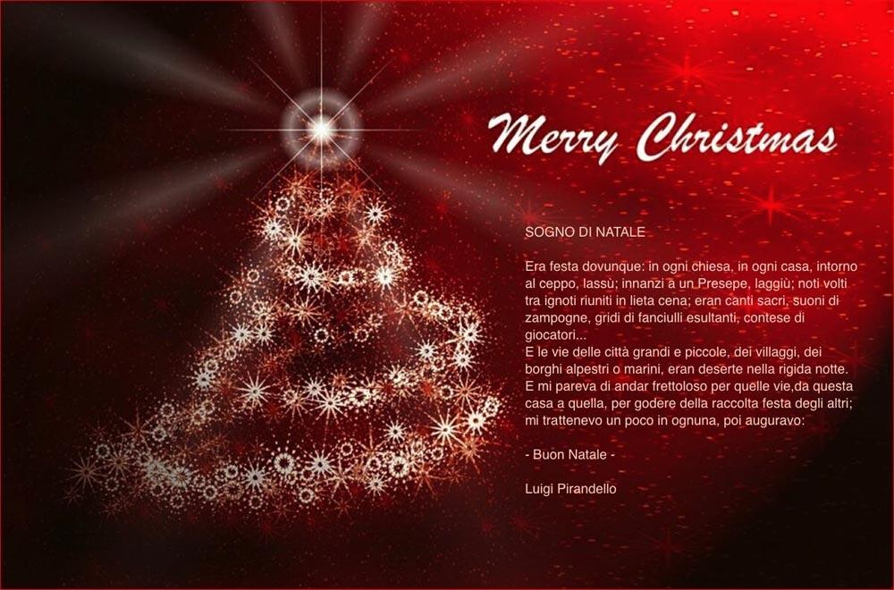 Frasi Natale Originali.Natale 2017 Ecco Le Piu Belle Frasi Per Fare I Vostri Auguri Di