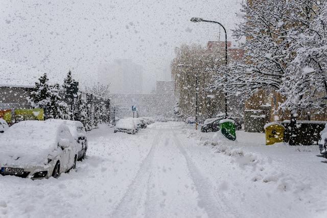 Meteo a lungo termine: nuova irruzione artica all'orizzonte. Neve in arrivo!