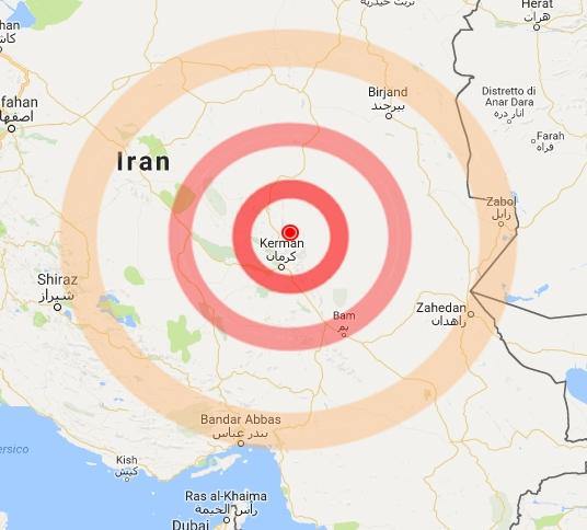 Trema il messinese, scossa di terremoto magnitudo 3.1