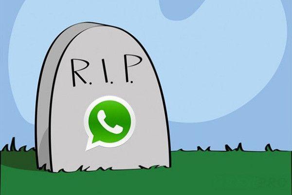 Whatsapp già in tilt, auguri di mezzanotte a rischio